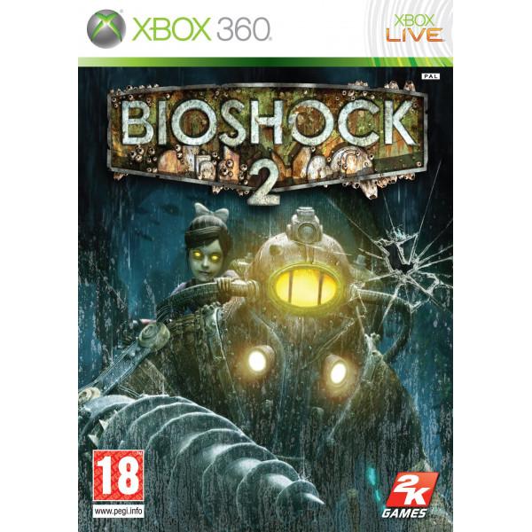 2K Games Tv-Spel Bioshock 2 från 2k games