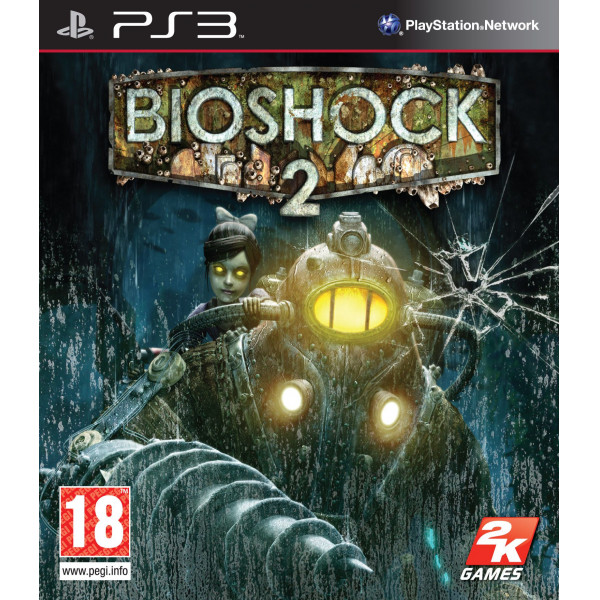 2K Games Tv-Spel Bioshock 2 från 2k games