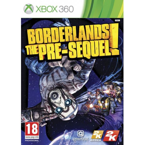 2K Games Tv-Spel Borderlands - The Pre-Sequel från 2k games