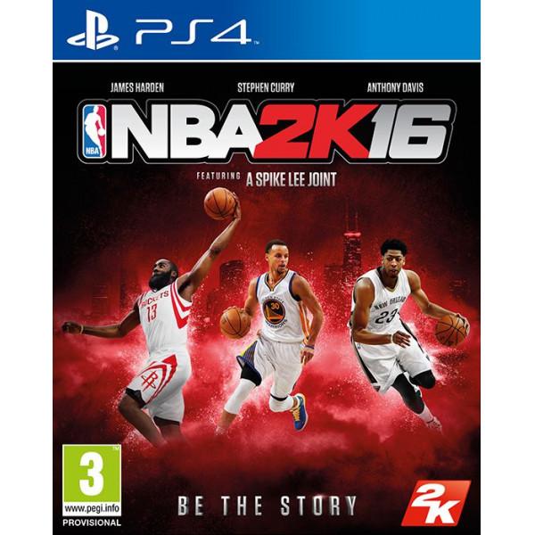 2K Games Tv-Spel Nba 2K16 från 2k games