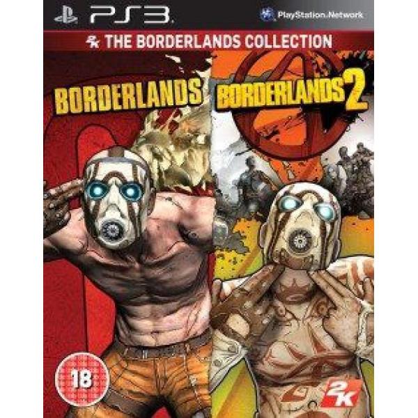 2K Games Tv-Spel The Borderlands Collection från 2k games