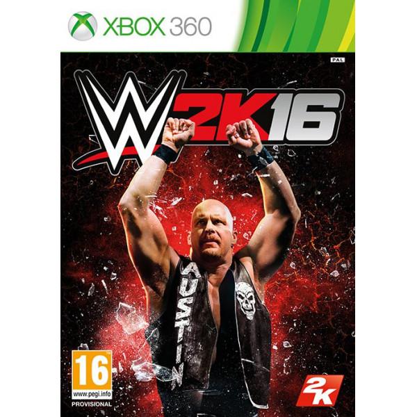 2K Games Tv-Spel Wwe 2K16 från 2k games