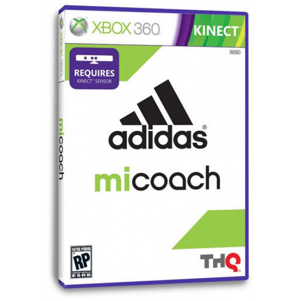 505 Gamestreet Tv-Spel Adidas Micoach The Basics från 505 gamestreet
