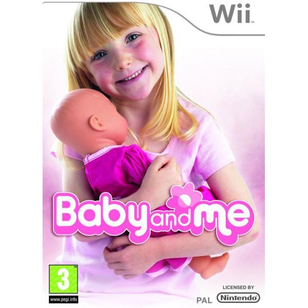 505 Gamestreet Tv-Spel Baby And Me från 505 gamestreet
