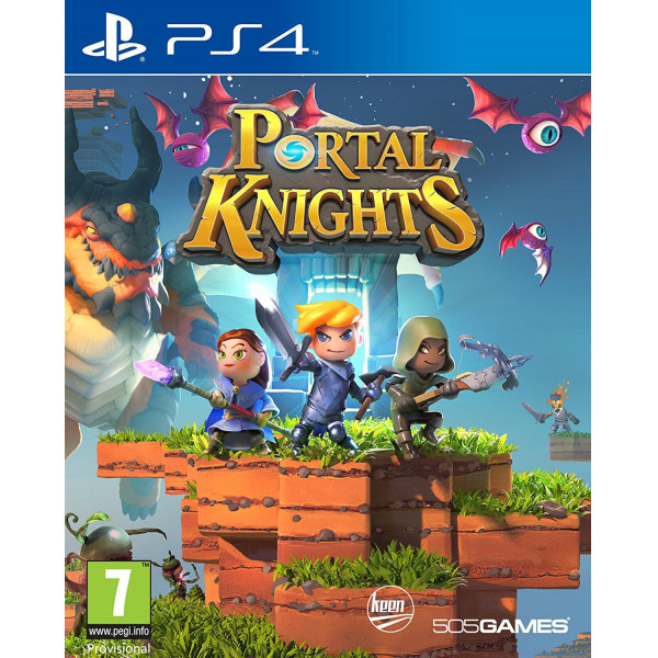 505 Gamestreet Tv-Spel Portal Knights från 505 gamestreet