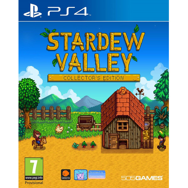 505 Gamestreet Tv-Spel Stardew Valley - Collector's Edition från 505 gamestreet