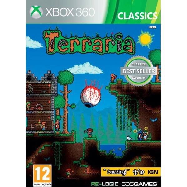505 Gamestreet Tv-Spel Terraria Classics från 505 gamestreet