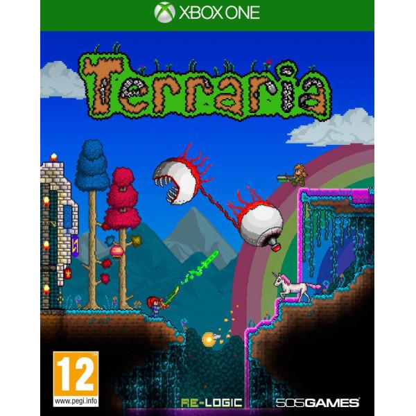 505 Gamestreet Tv-Spel Terraria Xbox One från 505 gamestreet