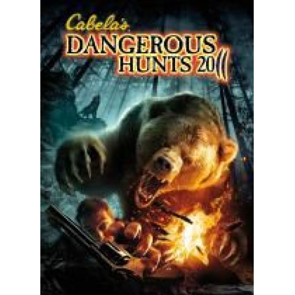 Activision Tv Cabela's Dangerous Hunts 2011 Solus från Activision