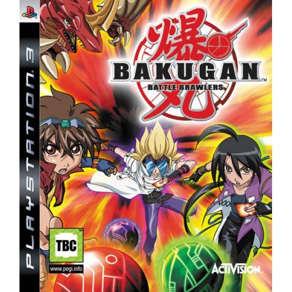 Activision Tv-Spel Bakugan Battle Brawlers från Activision