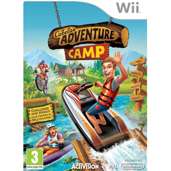 Activision Tv-Spel Cabela's Adventure Camp från Activision