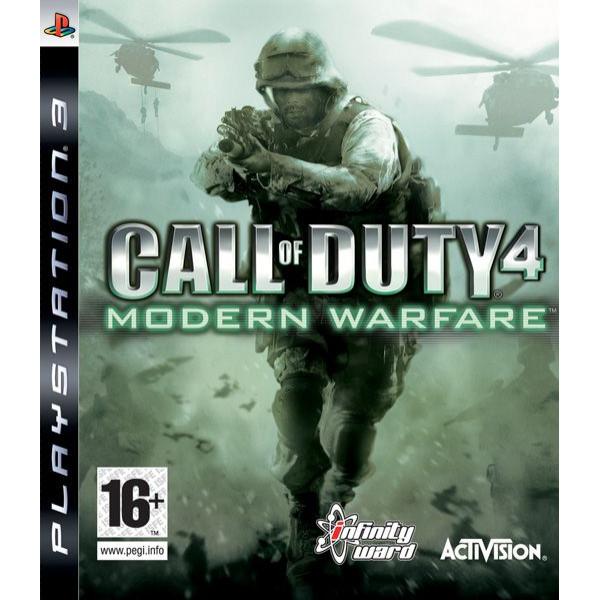 Activision Tv-Spel Call Of Duty 4 Modern Warfare från Activision