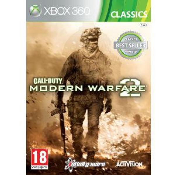 Activision Tv-Spel Call Of Duty Modern Warfare 2 Classic från Activision
