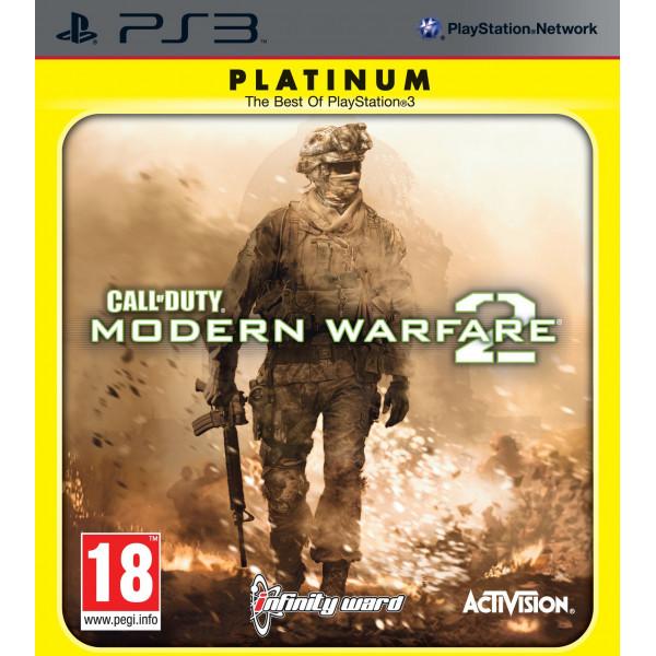 Activision Tv-Spel Call Of Duty Modern Warfare 2 Platinum från Activision