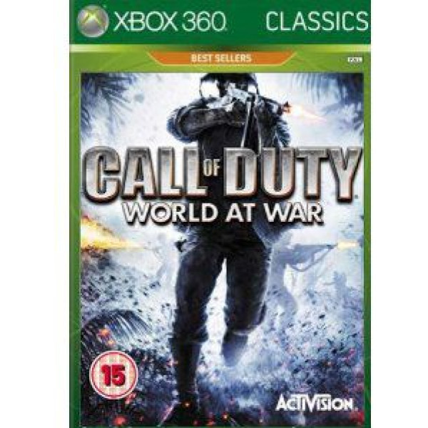 Activision Tv-Spel Call Of Duty World At War Classic från Activision