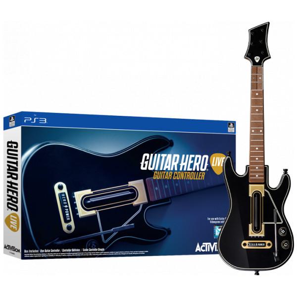 Activision Tv-Spel Guitar Hero Live - Guitar från Activision