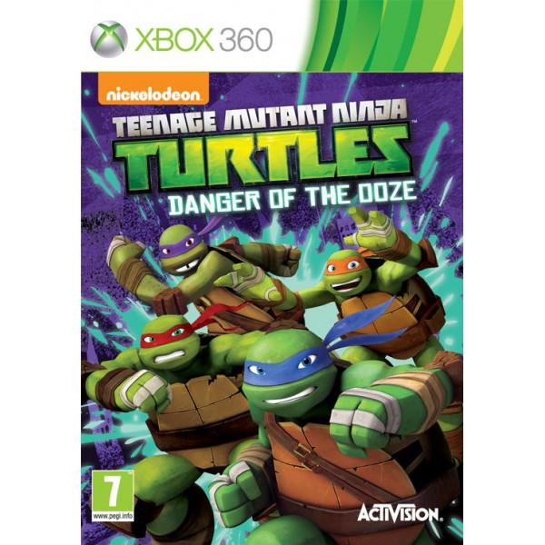 Activision Tv-Spel Tmnt Danger Of The Ooze från Activision