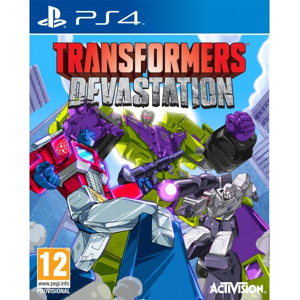 Activision Tv-Spel Transformers Devastation från Activision