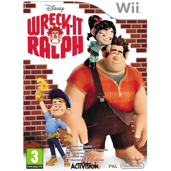Activision Tv-Spel Wreck It Ralph Vilde Rolf Nordic från Activision