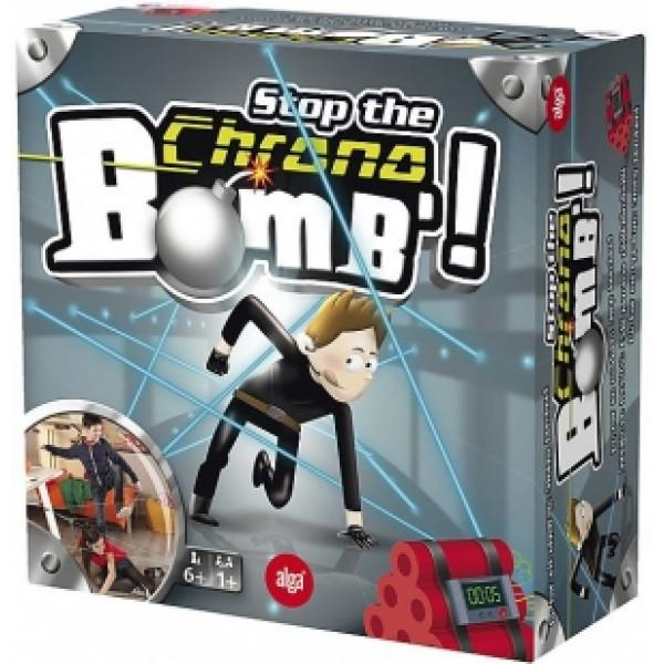 Alga Sällskapsspel Stop The Chrono Bomb från Alga