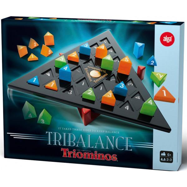 Alga Sällskapsspel Triominos Tribalance från Alga