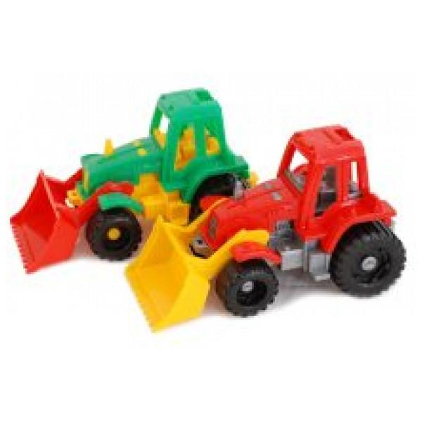 Alrico Fordon Traktor 20 Cm från Alrico