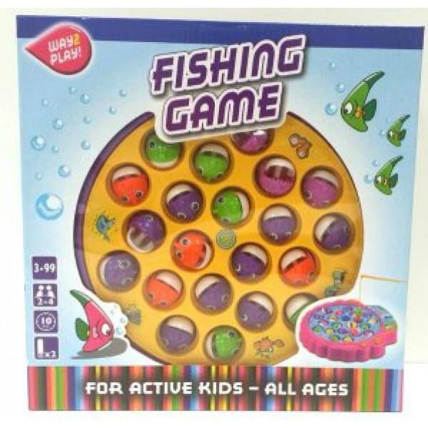 Alrico Sällskapsspel Way2Play Fiskespel från Alrico