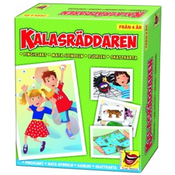 Användbart Litet Företag Sällskapsspel Kalasräddaren från Användbart litet företag