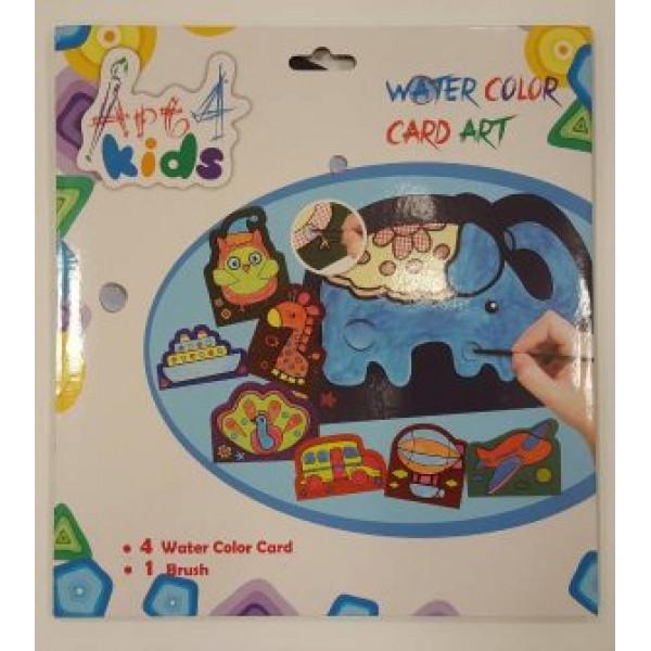 Art4Kids Måla Vattenfärger från Inget märke