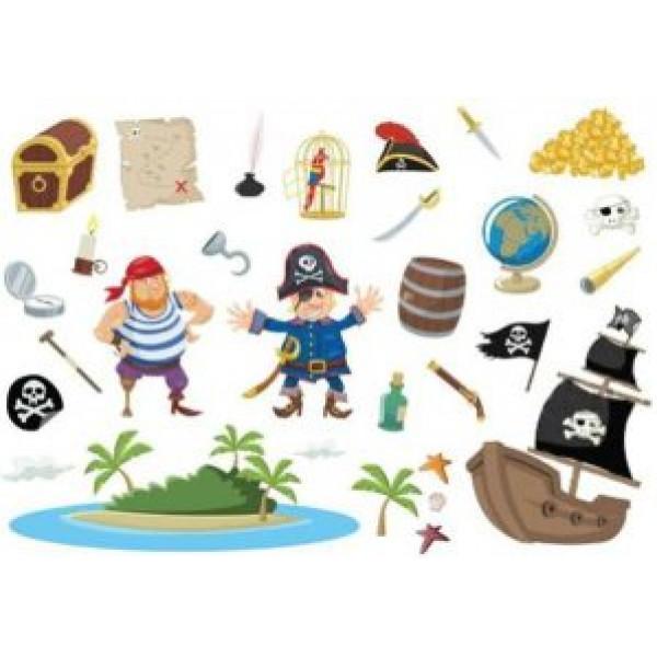 Art4Kids Skattkista Pirat från Inget märke