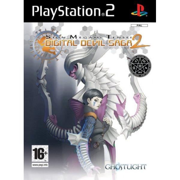 Atlus Tv-Spel Shin Megami Tensei Digital Devil Saga 2 från Atlus