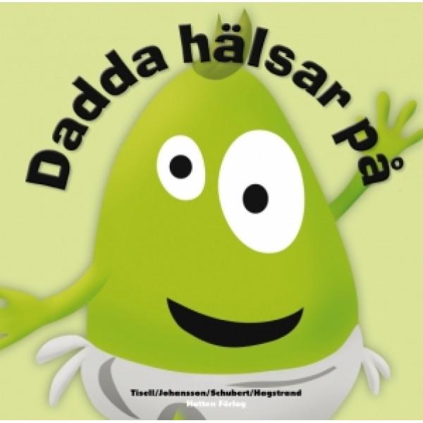 Babblarna Barnböcker Dadda Hälsar På från Babblarna