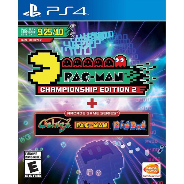 Bandai Tv-Spel Pac-Man Championship Edition 2 + Arcade Game Series från Bandai