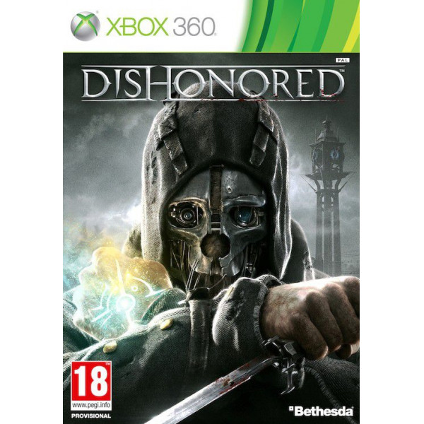 Bethesda Tv-Spel Dishonored från Bethesda