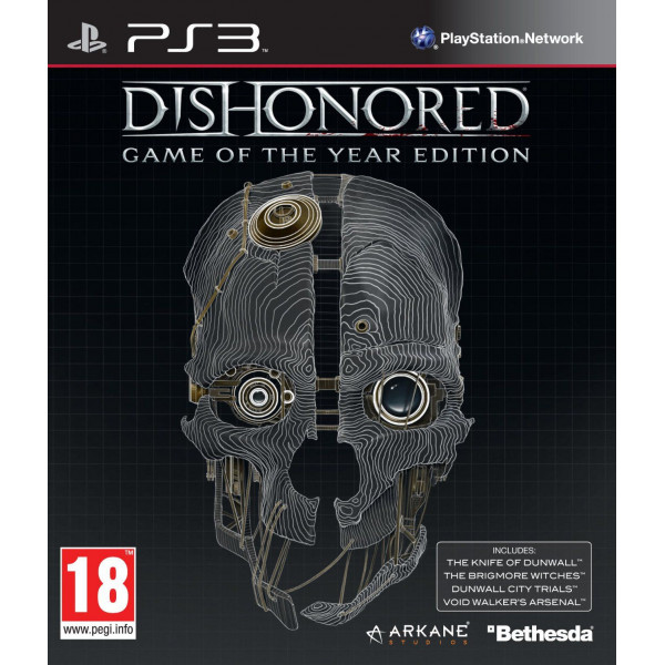 Bethesda Tv-Spel Dishonored - Game Of The Year från Bethesda