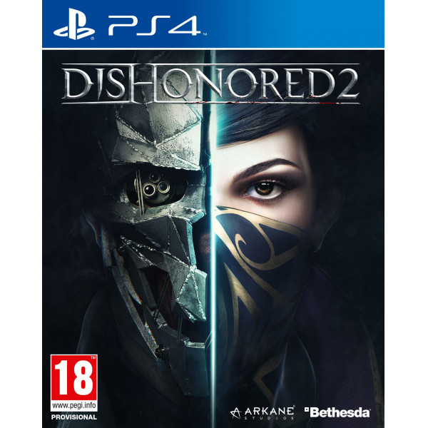 Bethesda Tv-Spel Dishonored Ii 2 från Bethesda