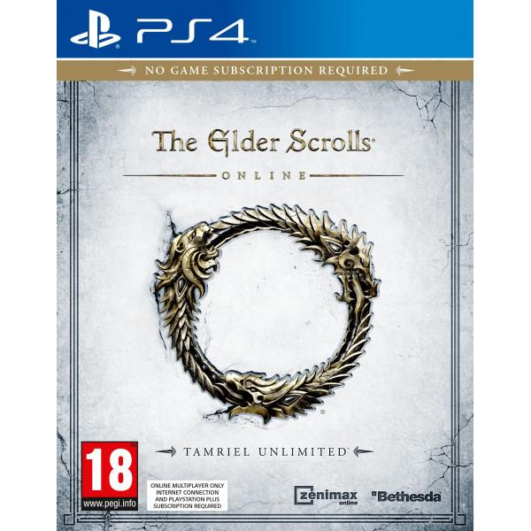 Bethesda Tv-Spel Elder Scrolls Online Tamriel Unlimited från Bethesda