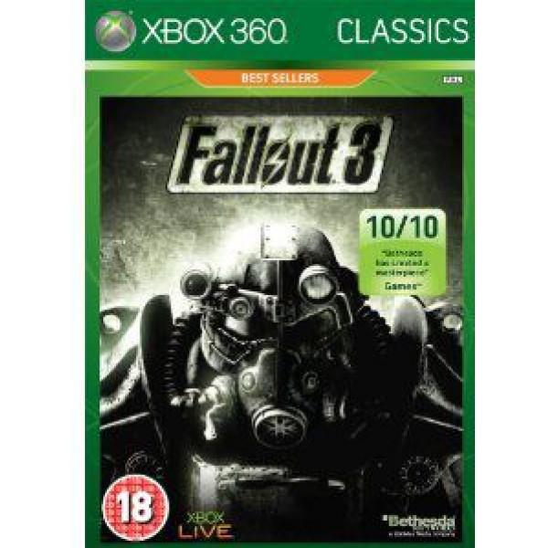 Bethesda Tv-Spel Fallout 3 Classic från Bethesda