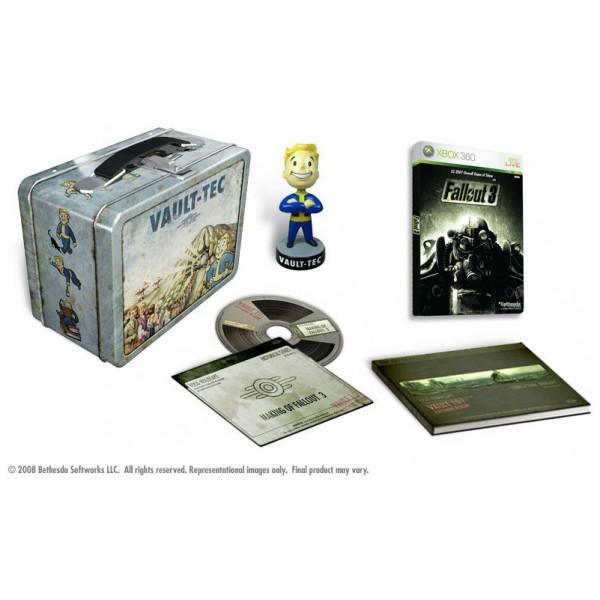 Bethesda Tv-Spel Fallout 3 Collectors Edition från Bethesda