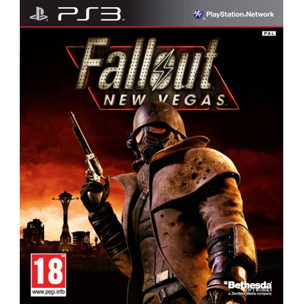 Bethesda Tv-Spel Fallout New Vegas från Bethesda