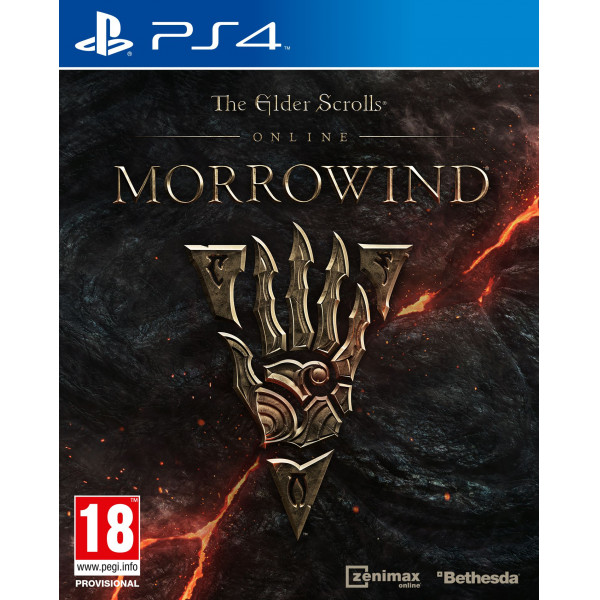 Bethesda Tv-Spel The Elder Scrolls Online Morrowind Day 1 Edition från Bethesda
