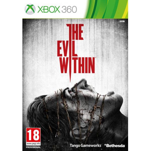 Bethesda Tv-Spel The Evil Within från Bethesda