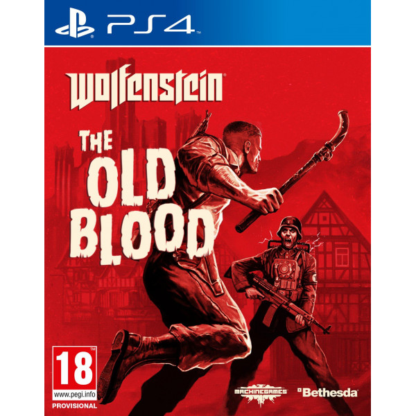 Bethesda Tv-Spel Wolfenstein The Old Blood från Bethesda