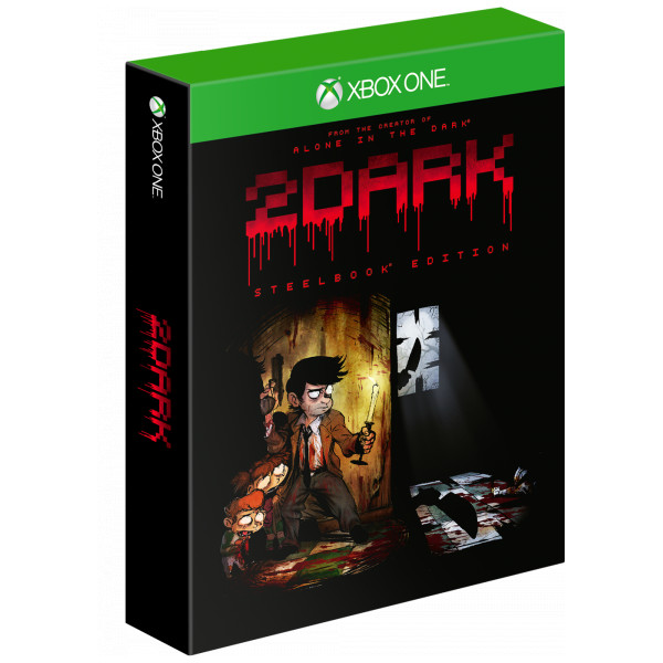 Big Ben Interactive Tv-Spel 2Dark - Steelbook Edition från Big ben interactive