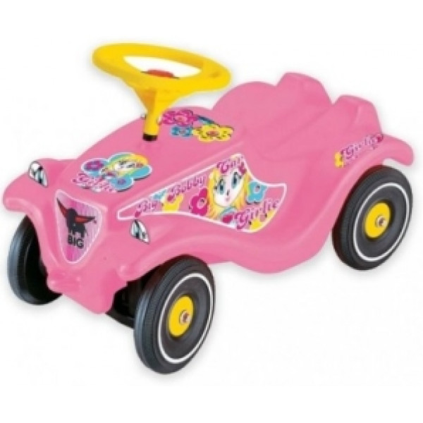 Big Bobby Car Fordon Classic Girlie Rosa från Big bobby car