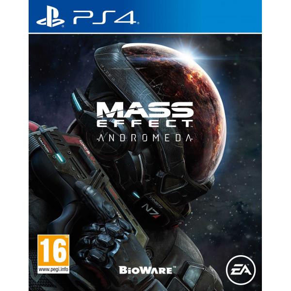 Bioware Tv-Spel Mass Effect Andromeda Nordic från Bioware