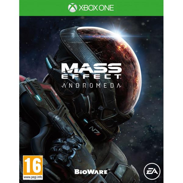 Bioware Tv-Spel Mass Effect Andromeda Uknordic från Bioware