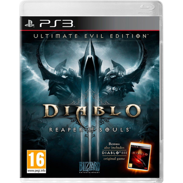 Blizzard Tv-Spel Diablo Iii 3 Reaper Of Souls - Ultimate Evil Edition från Blizzard