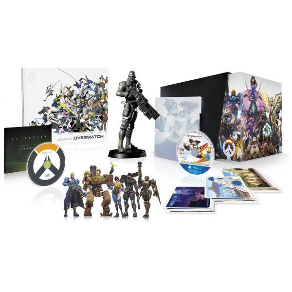 Blizzard Tv-Spel Overwatch Origins Collector's Edition från Blizzard