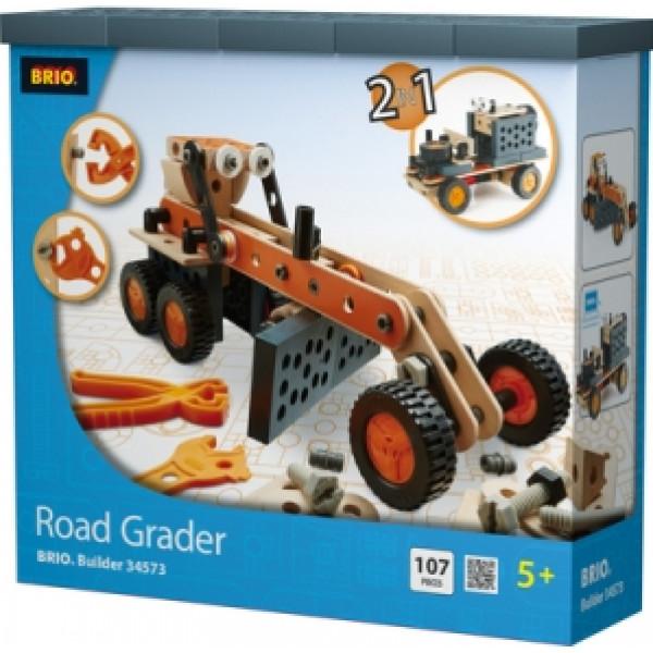Brio 0-Brio Builder - Road Grader från Brio